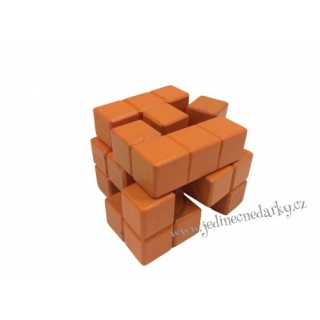 3D kostka puzzle